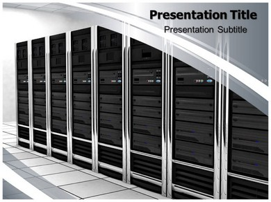 Server 1 Powerpoint Templates
