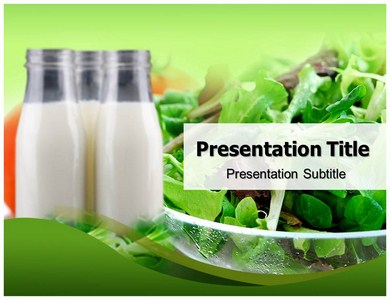 Country Food Powerpoint Templates