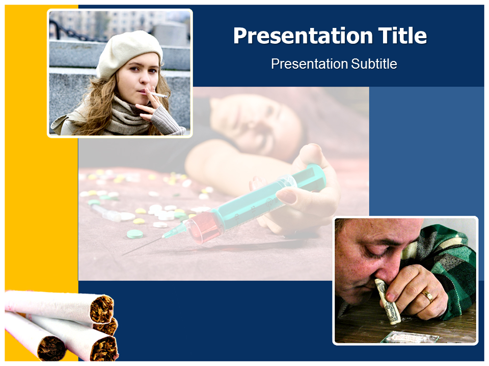 Drugs Effects Powerpoint Templates