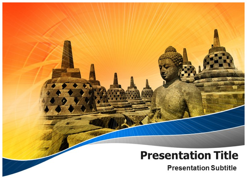 Indonesian culture powerpoint templates indonesia powerpoint download toneelgroepblik Choice Image