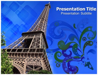 Towers Powerpoint Templates