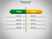 Pros and Cons powerpoint template download