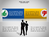 Pros and Cons power Point templates