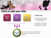 Makeup Tips powerpoint themes download