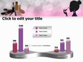 Makeup Tips powerPoint backgrounds