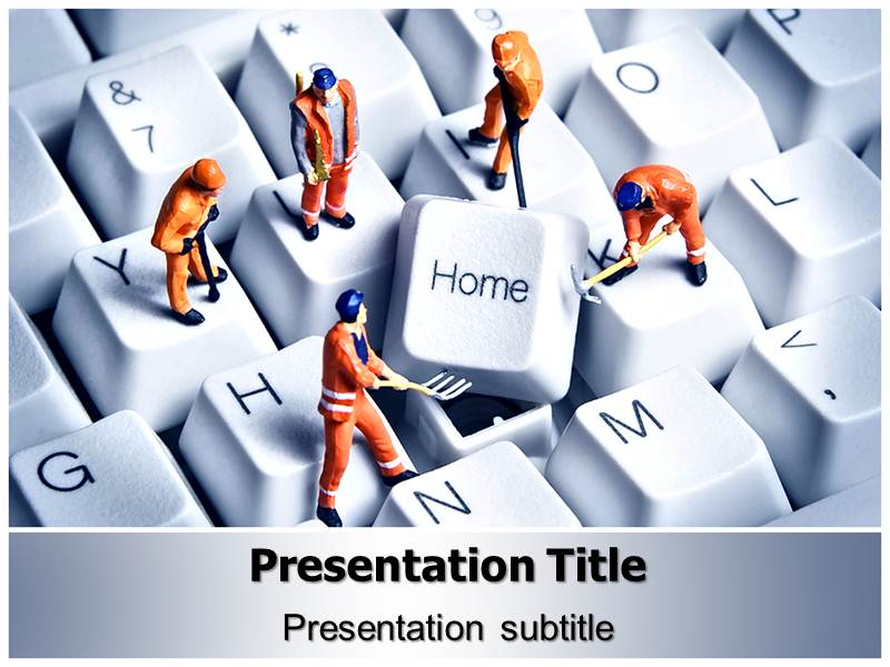computer engineering (PPT) Powerpoint Templates | computer ...