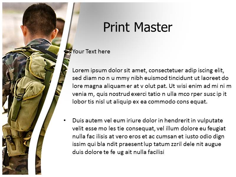 Army powerpointppt template army powerpoint backgrounds my toneelgroepblik Choice Image