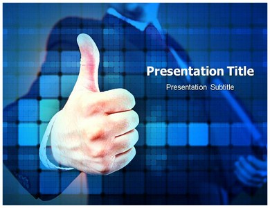Positive Motivation Powerpoint Templates