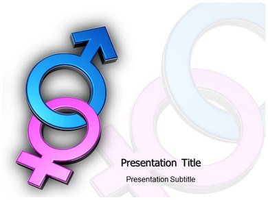 Gender powerpoint ppt templates ppt template for gender gender gender powerpoint templates toneelgroepblik Gallery