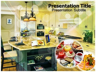 Free kitchen ppt powerpoint templates powerpoint background for kitchen powerpoint templates toneelgroepblik Image collections