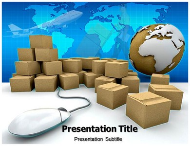 Global Cargo Powerpoint Templates