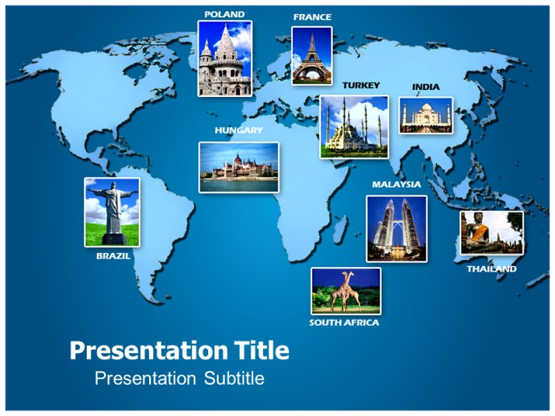 Tourism powerpoint templates powerpoint presentation on tourism download toneelgroepblik Choice Image