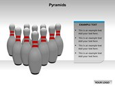 Pyramid Chart ppt templates
