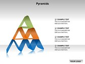 Pyramid Chart slides for powerpoint