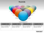 Pyramid Chart powerPoint backgrounds