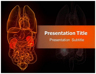Nephrology Refrence Powerpoint Templates