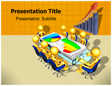 Business Conference Powerpoint Templates