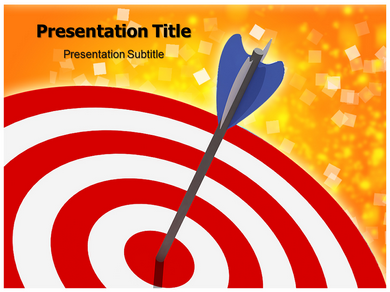 Target Oriented Powerpoint Templates