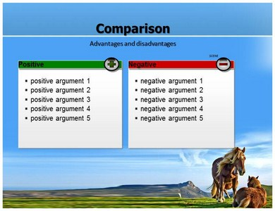 Horse free powerpointppt templates free free horse powerpoint download 3 slides 1499 toneelgroepblik Image collections