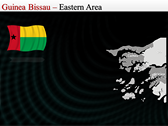 Map of Guinea Bissau  ppt templates