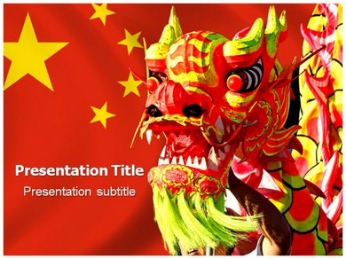 chinese tradition powerpoint (ppt) templates | chinese powerpoint, Modern powerpoint