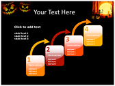 Halloween Facts powerpoint themes download