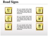 Traffic Signals Chart ppt templates