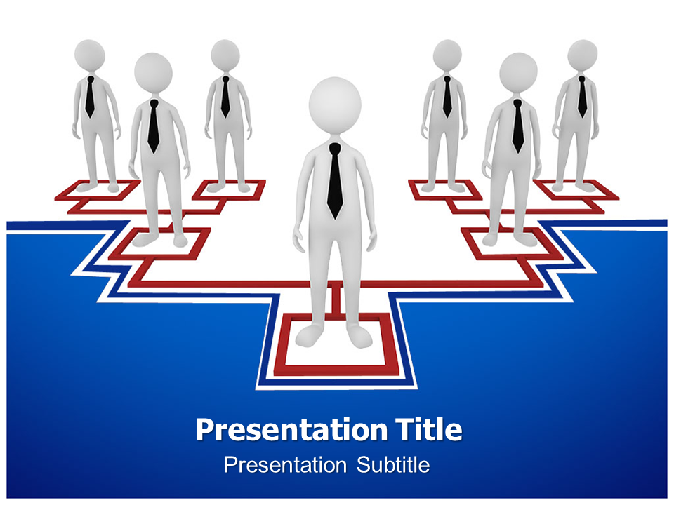 Organization Chart Powerpoint Templates Powerpoint Presentation On