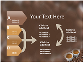 Coffee powerpoint theme professional