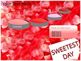 Sweetest day powerpoint backgrounds download