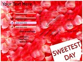 Sweetest day powerpoint slides download