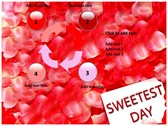 Sweetest day powerpoint theme download