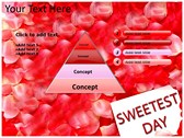Sweetest day ppt themes