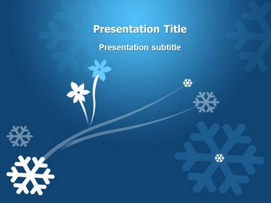 Texture Background Powerpoint Templates