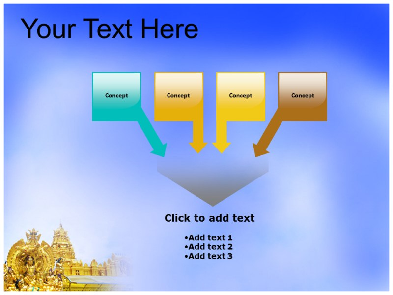 Indian Art Powerpoint Templates