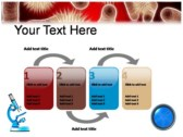 Biological Science power point background graphics