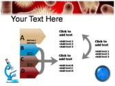 Biological Science powerpoint themeprofessional