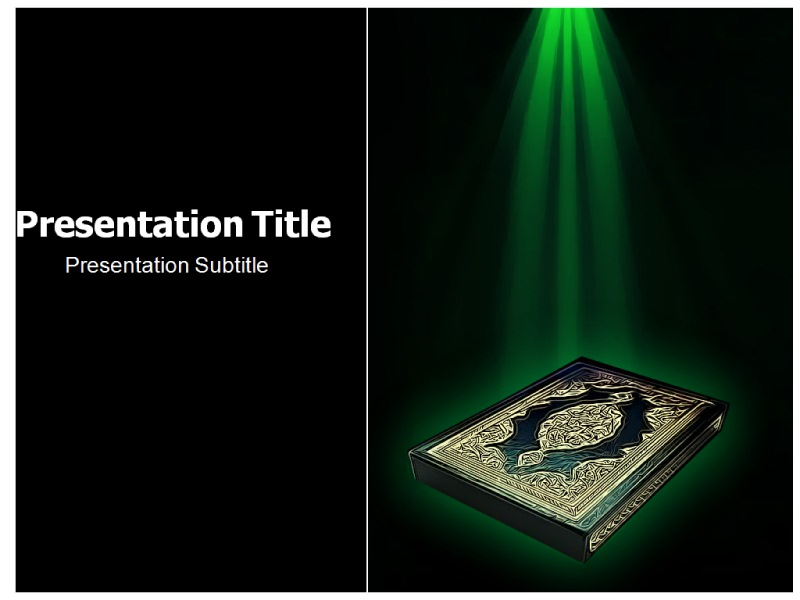 Islam Facts Powerpoint Template Presentation On Islam Facts Ppt