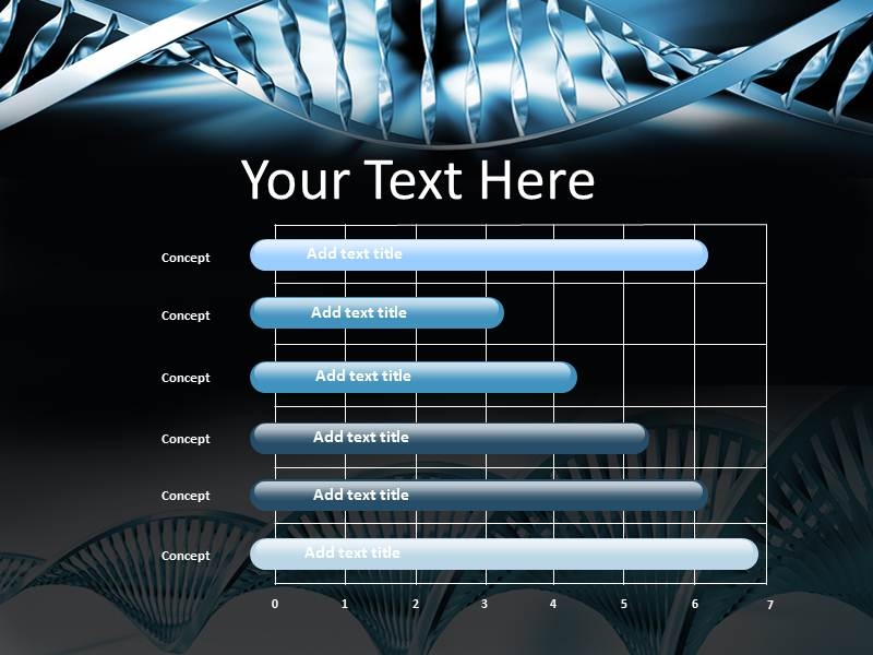 Dna Backgrounds For Powerpoint Dna Powerpoint Template
