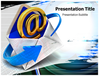 Email Powerpoint Templates