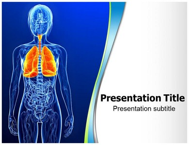 Respiratory System Powerpoint Templates
