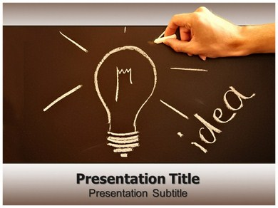 Innovation Images Powerpoint Templates