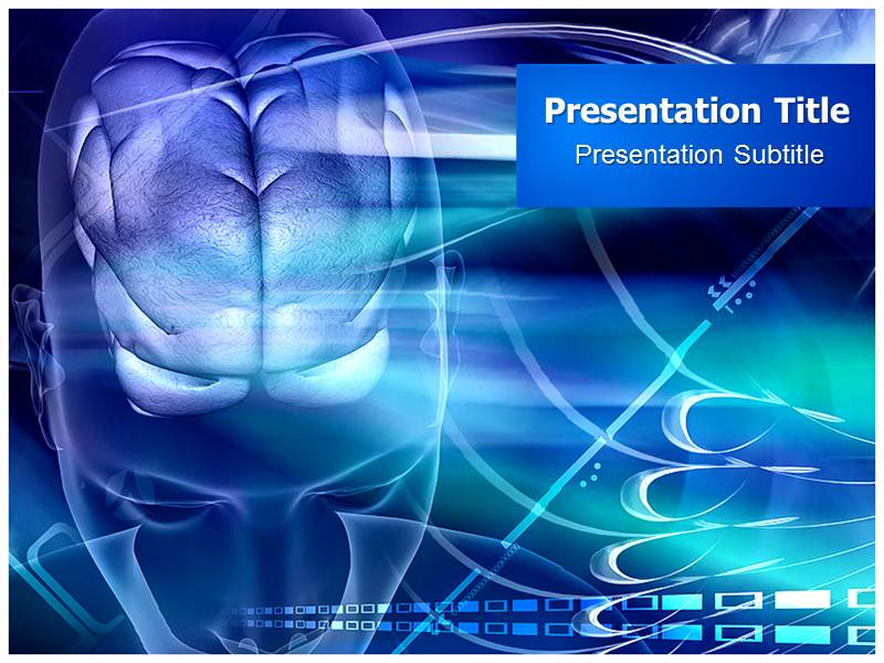 Radiology Technician Powerpoint Templates