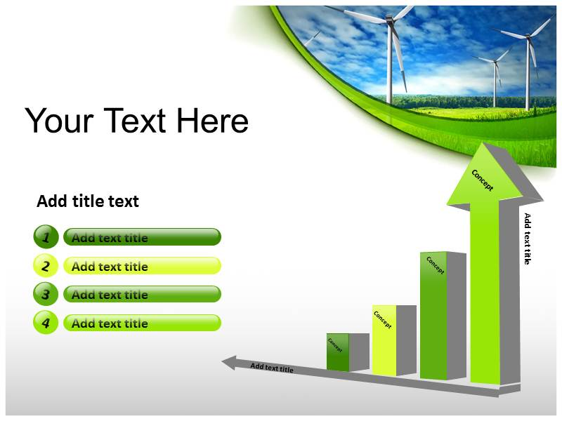 Renewable Energy powerPoint templates