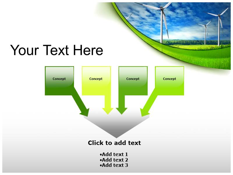 Renewable Energy power Point templates