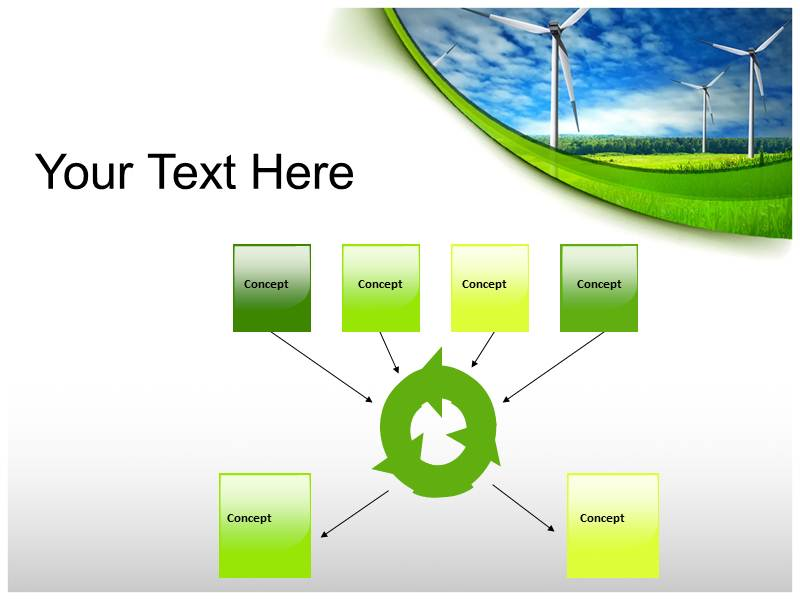 Renewable Energy powerPoint background
