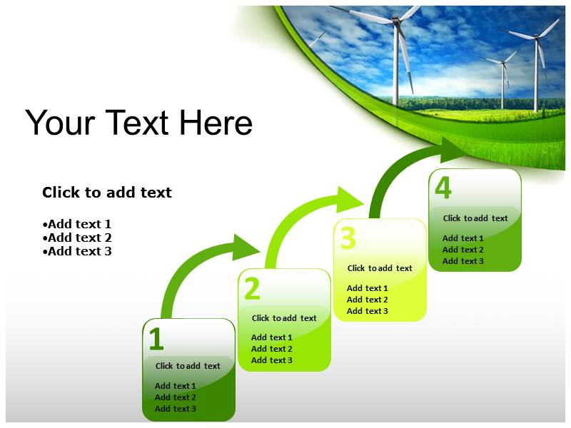 Renewable Energy power Point theme