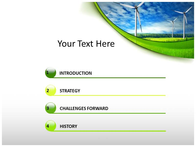 Renewable Energy ppt backgrounds