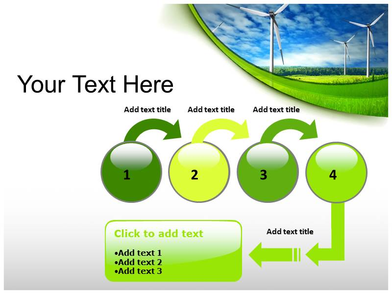 Renewable Energy ppt themes