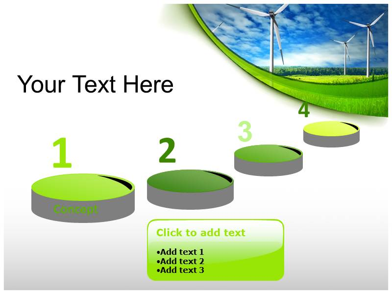 Renewable Energy Powerpoint (PPT) Template | Powerpoint